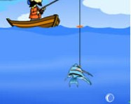 Deep sea fishing online horg�sz�s j�t�k